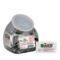 BugX30 Fish Bowl Insect Repellent Wipes, 50 Per Bowl