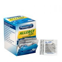 PhysiciansCare Allergy Plus Antihistamine Medication, 50 Doses