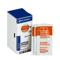 SmartCompliance Refill Antibiotic Ointment, 20 per Box