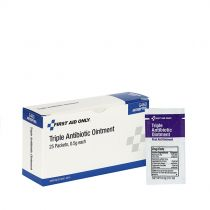 Triple Antibiotic Ointment, 25 Per box