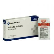 Antibiotic Ointment, 10 Per Box