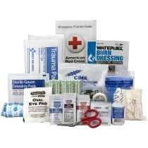10 Person Bulk First Aid Refill, ANSI Compliant