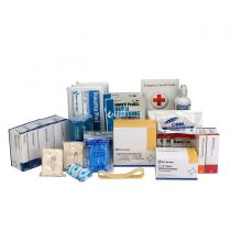 50 Person Contractor First Aid Refill, ANSI Compliant