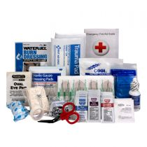 25 Person Bulk First Aid Refill, ANSI Compliant