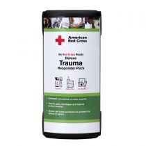 American Red Cross Deluxe Trauma Responder Pack by First Aid Only